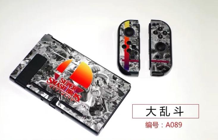 DOBE TNS-1729 Nintendo switch 充电手把 一对 黑色 12