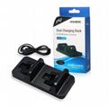 DOBE TNS-1729 Nintendo switch 充电手把 一对 黑色 15