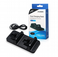 DOBE TNS-1729 Nintendo switch 充電手把 一對 黑色 15