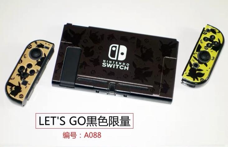 DOBE TNS-1729 Nintendo switch 充电手把 一对 黑色 16
