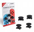 DOBE TNS-1729 Nintendo switch 充电手把 一对 黑色