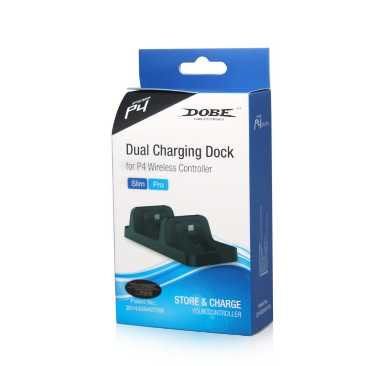 DOBE TNS-1729 Nintendo switch 充電手把 一對 黑色 18