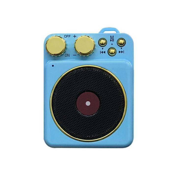 新款P1镜面闹钟蓝牙音箱家用办公收音机手机插卡电脑音响 16