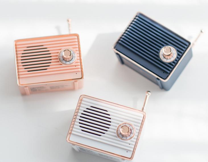 厂家直销新款i3火焰灯蓝牙音箱创意电脑迷你低音炮智能户外音响 5