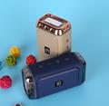 厂家直销新款i3火焰灯蓝牙音箱创意电脑迷你低音炮智能户外音响 6