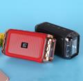 厂家直销新款i3火焰灯蓝牙音箱创意电脑迷你低音炮智能户外音响 9