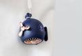 新款藍牙音箱直升機創意便攜低音炮迷你可愛戶外無線飛機音響 2