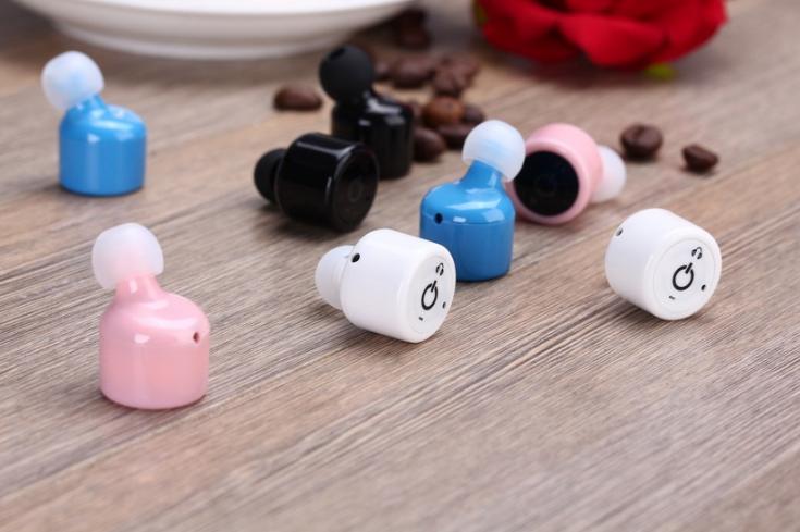 新款A2-TWS无线耳塞式跑步运动双耳迷你 通用5.0蓝牙耳机 16