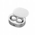 M18蓝牙耳机隐形迷你mini运动无线磁吸USB充电座爆款新款商务车载 10