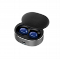 M18蓝牙耳机隐形迷你mini运动无线磁吸USB充电座爆款新款商务车载 16