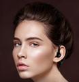 新款F900商务蓝牙耳机 5.0来电报姓名超长待机 运动商务蓝牙耳机 5