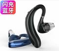 新款F900商务蓝牙耳机 5.0来电报姓名超长待机 运动商务蓝牙耳机 16