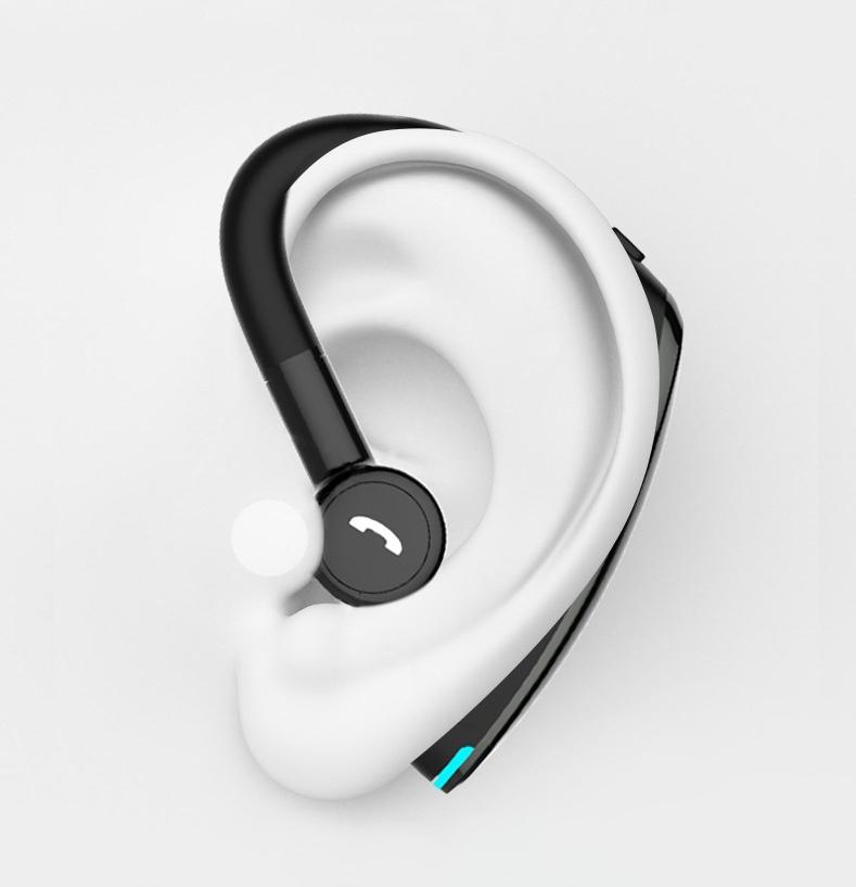 新款F900商务蓝牙耳机 5.0来电报姓名超长待机 运动商务蓝牙耳机 17