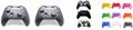 PS4游戏手柄二代带灯条蓝牙4.0新款无线手柄PS4蓝牙游戏手柄 5