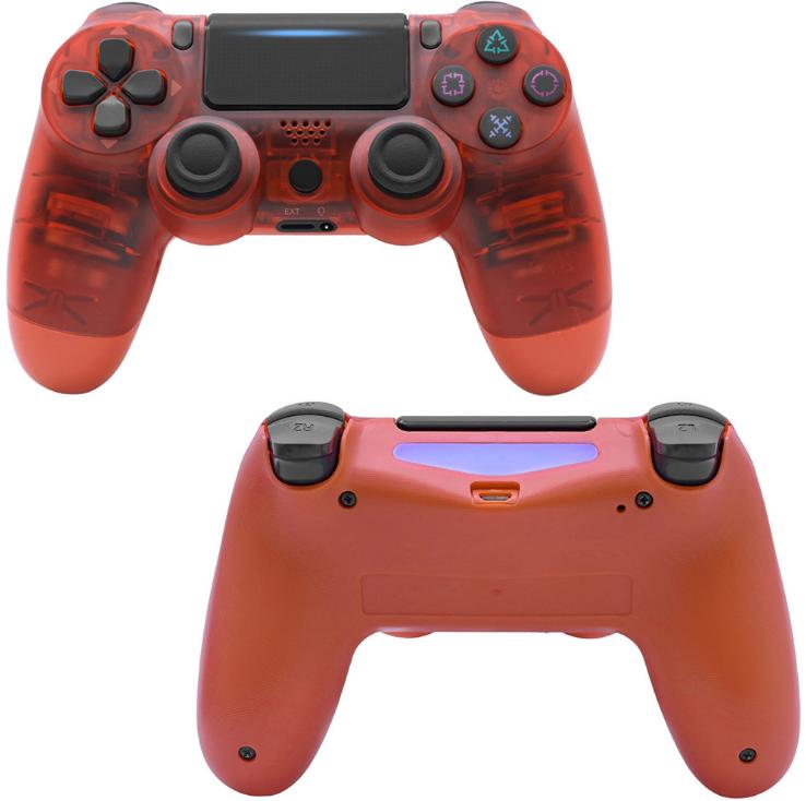 PS4游戏手柄二代带灯条蓝牙4.0新款无线手柄PS4蓝牙游戏手柄 3
