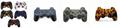 PS4游戏手柄二代带灯条蓝牙4.0新款无线手柄PS4蓝牙游戏手柄 7
