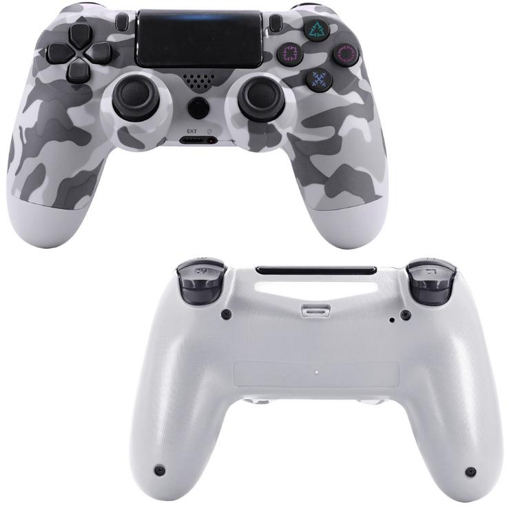 PS4游戏手柄二代带灯条蓝牙4.0新款无线手柄PS4蓝牙游戏手柄 8