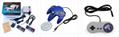 PS4游戏手柄二代带灯条蓝牙4.0新款无线手柄PS4蓝牙游戏手柄 9