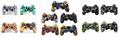 PS4游戏手柄二代带灯条蓝牙4.0新款无线手柄PS4蓝牙游戏手柄 13