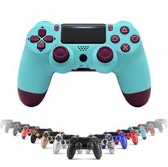 PS4遊戲手柄二代帶燈條藍牙4.0新款無線手柄PS4藍牙遊戲手柄