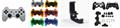 PS4游戏手柄二代带灯条蓝牙4.0新款无线手柄PS4蓝牙游戏手柄 15