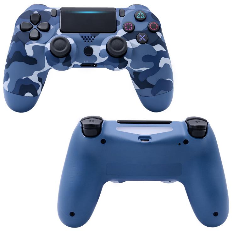 PS4游戏手柄二代带灯条蓝牙4.0新款无线手柄PS4蓝牙游戏手柄 20