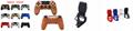 PS4游戏手柄二代带灯条蓝牙4.0新款无线手柄PS4蓝牙游戏手柄 19