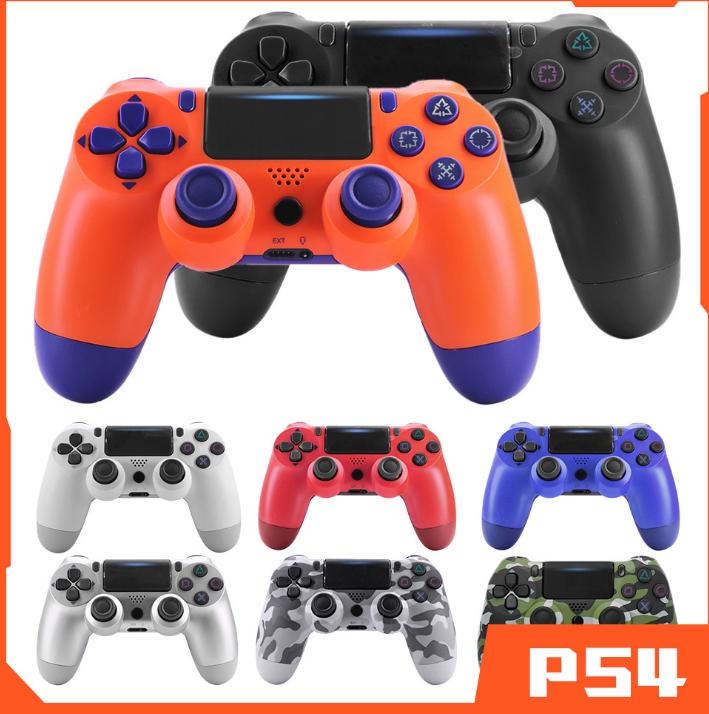 PS4游戏手柄二代带灯条蓝牙4.0新款无线手柄PS4蓝牙游戏手柄 18