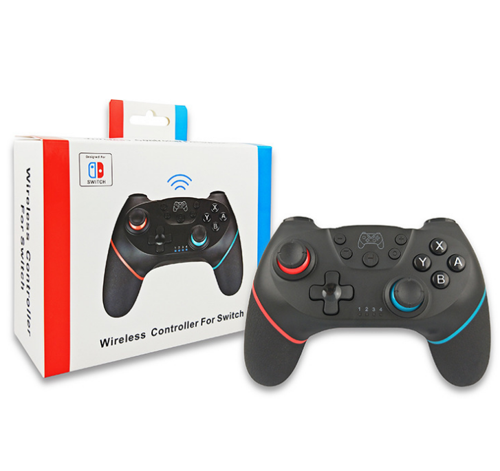 NEW switch wireless game controller Bluetooth controller with screen vibration 18