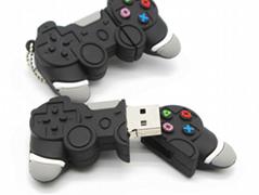 专业厂家生产定制各种形状容量钥匙u盘 logo可以订做512