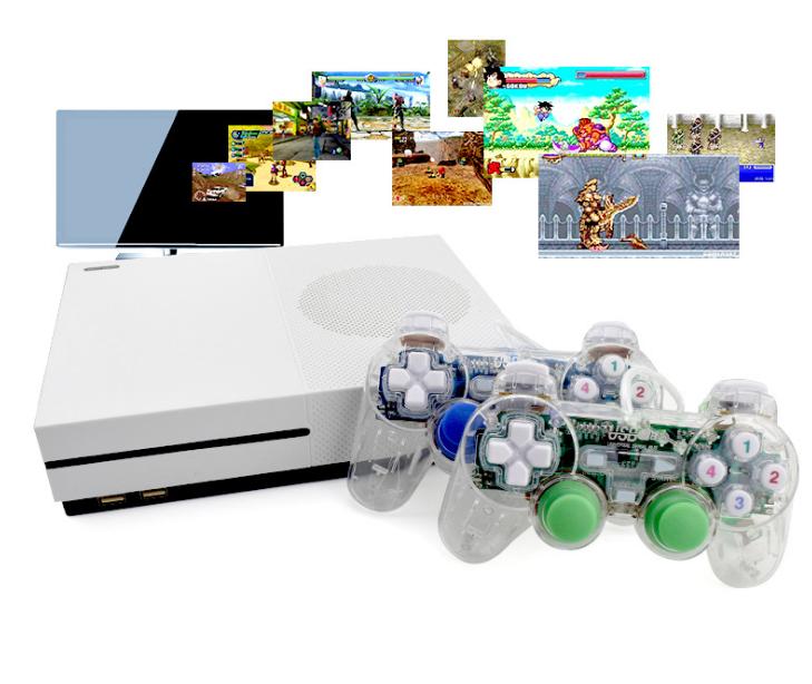 高清電視遊戲機 HDMI高清GBA遊戲機 600款街機GBA NES 7