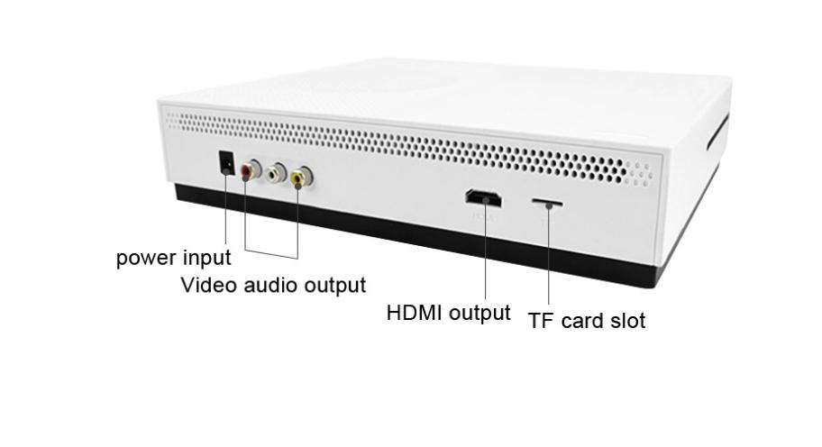 高清電視遊戲機 HDMI高清GBA遊戲機 600款街機GBA NES 11