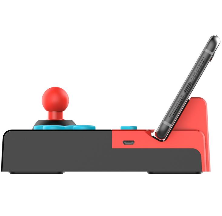 PG-9135手機角鬥士街機格鬥搖桿平板手柄支持安卓IOS直連直玩 2