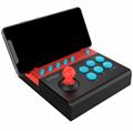 PG-9135手機角鬥士街機格鬥搖桿平板手柄支持安卓IOS直連直玩 5