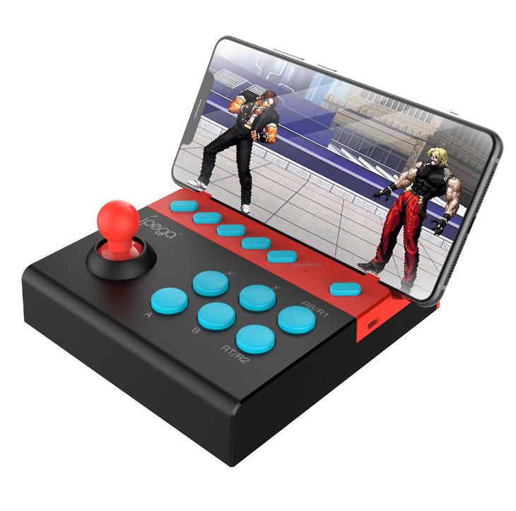 PG-9135手機角鬥士街機格鬥搖桿平板手柄支持安卓IOS直連直玩 1