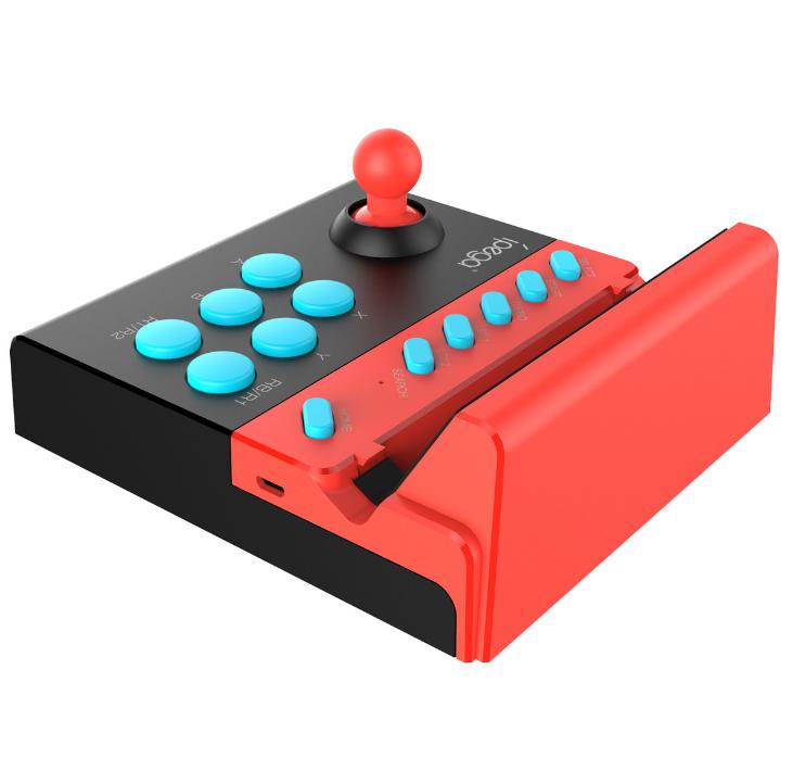 PG-9135手機角鬥士街機格鬥搖桿平板手柄支持安卓IOS直連直玩 3