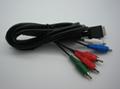 工厂直销PS2色差线 PS2分量线 PS3色差线 分量线 PS2色差线 5