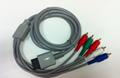 工厂直销PS2色差线 PS2分量线 PS3色差线 分量线 PS2色差线 10