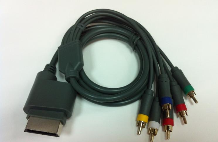工厂直销PS2色差线 PS2分量线 PS3色差线 分量线 PS2色差线 16