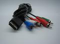 工厂直销PS2色差线 PS2分量线 PS3色差线 分量线 PS2色差线 18