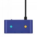 Switch三合一HDMI轉換線 Type-C電視轉換器TV電視底座 20