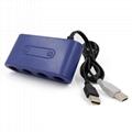 Switch三合一HDMI轉換線 Type-C電視轉換器TV電視底座 4