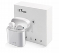 i12 tws inpods bluetooth earbuds earphone headset with touch control