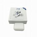 i11 / i12 TWS热销耳机无线蓝牙耳机TWS耳机 2