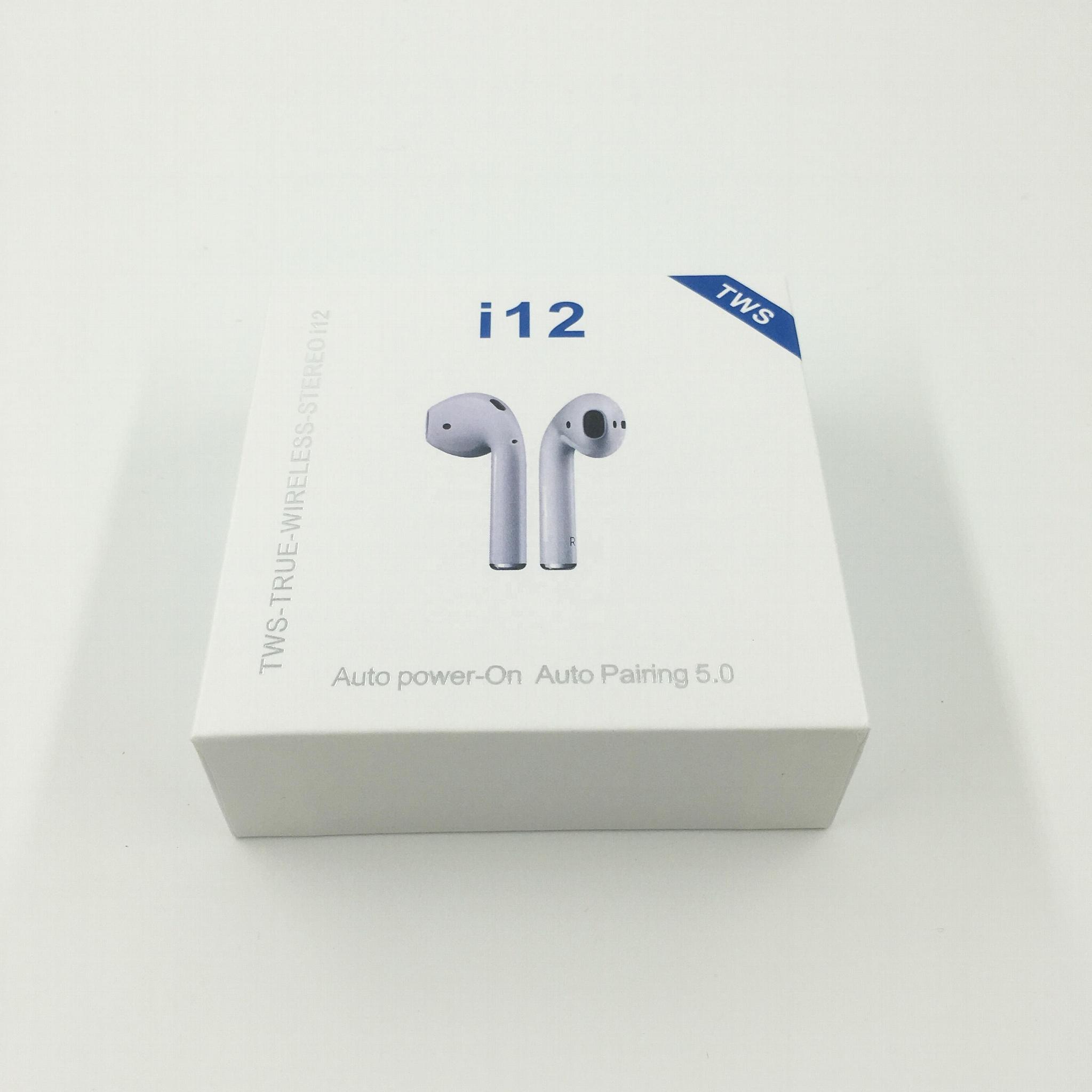 i11 / i12 TWS热销耳机无线蓝牙耳机TWS耳机 7