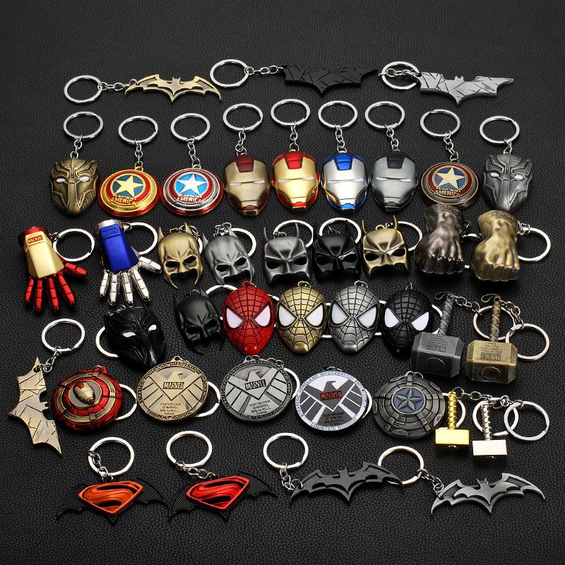 PCV Soft Plastic Bear Keychain Cartoon Doll Cute Bear Bag Pendant Car Key Ring  3