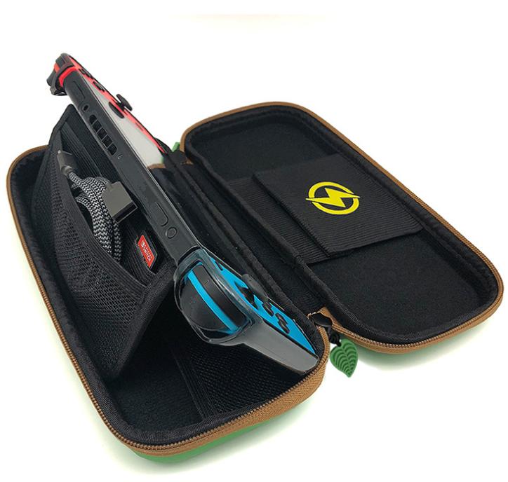 新款 Switch NS保护套NS硬壳防摔薄包配件便携包动物森友会保护包 9