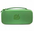 新款 Switch NS保護套NS硬殼防摔薄包配件便攜包動物森友會保護包 10