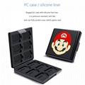 Factory OEMPattern Game Card Case Storage Box for Nintendo Switch Accessories