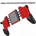New Adjustable Ergonomic Hand Grip Handle Bracket Holder For Nintend Switch Lit